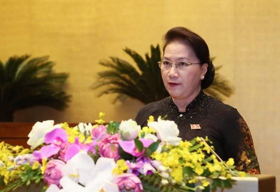 Chủ tịch Quốc hội: Giữ vững đà tăng trưởng, bảo đảm ổn định kinh tế vĩ mô, kiềm chế lạm phát ảnh 1