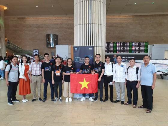 Việt Nam đoạt 3 Huy chương Vàng, 2 Huy chương Bạc tại Olympic Vật lý quốc tế 2019   ảnh 2