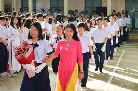 Trên 24 triệu học sinh-sinh viên bước vào năm học mới ảnh 10