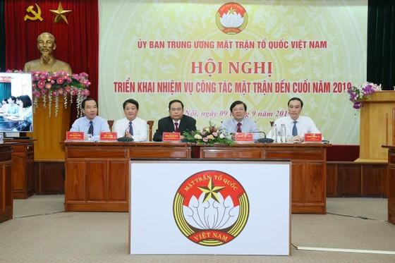 1.300 đại biểu dự Đại hội đại biểu toàn quốc MTTQ Việt Nam lần thứ IX   ảnh 2