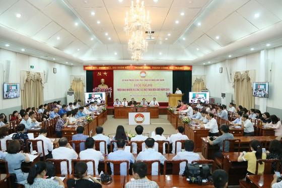 1.300 đại biểu dự Đại hội đại biểu toàn quốc MTTQ Việt Nam lần thứ IX   ảnh 1