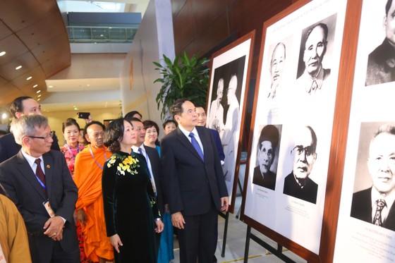Khai mạc phiên trù bị Đại hội Đại biểu toàn quốc MTTQ Việt Nam lần thứ IX  ảnh 1