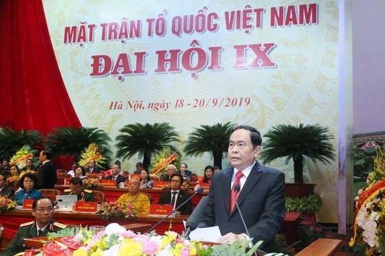 Thủ tướng: Mặt trận phản biện sắc sảo, chân tình để giúp Đảng và chính quyền tự điều chỉnh ảnh 5