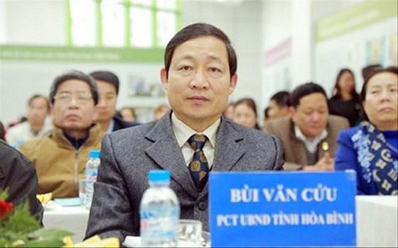 Thủ tướng kỷ luật Phó Chủ tịch tỉnh Hòa Bình, 4 Thứ trưởng, nguyên Thứ trưởng Bộ GTVT ảnh 1