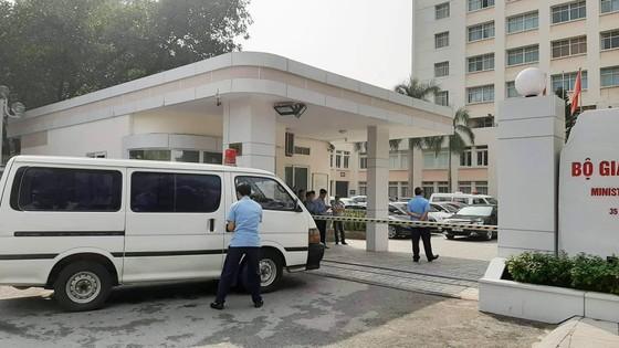 Thứ trưởng Bộ GD-ĐT Lê Hải An qua đời vì ngã từ tầng cao ảnh 1
