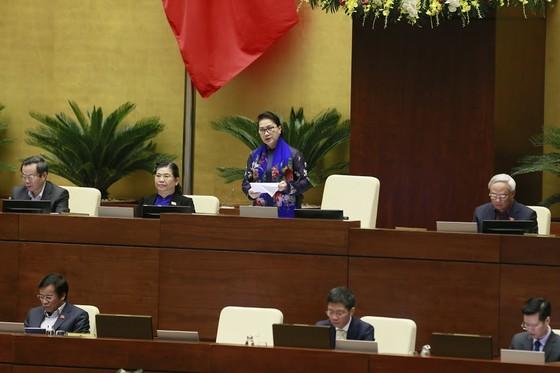 Chủ tịch Quốc hội 'chấm điểm' Bộ trưởng Bộ Công thương: Đã thẳng thắn nhận trách nhiệm ảnh 1