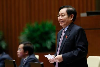 """Bộ trưởng Bộ Nội vụ nhận lỗi vì """"một quy định gây nhiều phiền hà nhưng 26 năm chưa sửa""""   ảnh 1"""