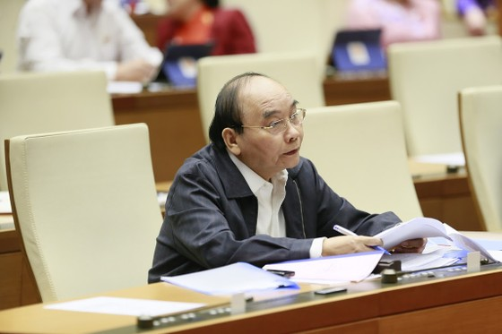 Thủ tướng: Bảo đảm phát triển hòa bình, nhưng kiên quyết không nhân nhượng về chủ quyền   ảnh 4