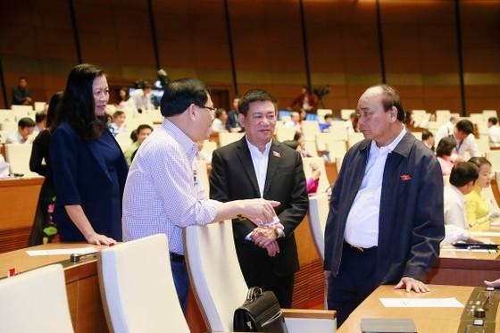 Thủ tướng: Bảo đảm phát triển hòa bình, nhưng kiên quyết không nhân nhượng về chủ quyền   ảnh 2