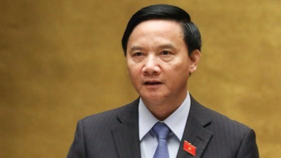 Quốc hội tiến hành phê chuẩn việc miễn nhiệm Bộ trưởng Y tế Nguyễn Thị Kim Tiến ảnh 2