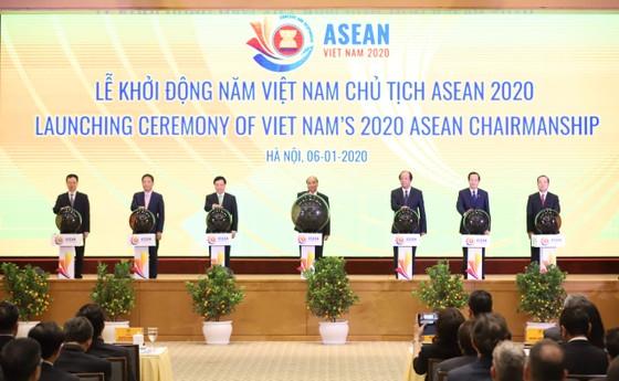 Thủ tướng khởi động Năm Chủ tịch ASEAN 2020 ảnh 2