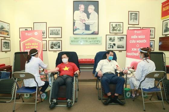 Phát động toàn dân hiến máu tình nguyện ảnh 1