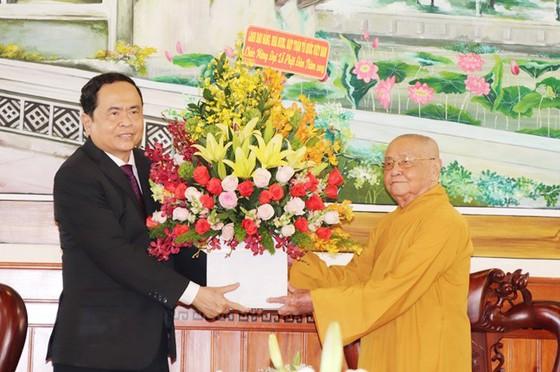 Mặt trận chúc mừng Đại lễ Phật đản năm 2020 – Phật lịch 2564 ảnh 1