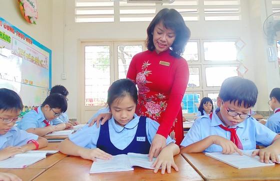 Học sinh tiểu học có trí tuệ vượt trội được học vượt lớp ảnh 1