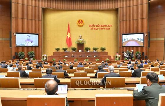 Chính phủ đề nghị chưa tăng lương từ ngày 1-7-2020   ảnh 1