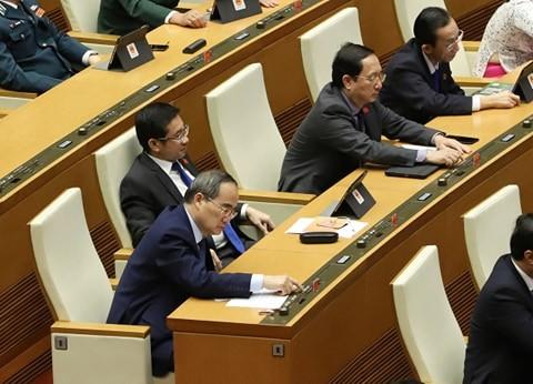 Quốc hội đồng ý chưa thực hiện điều chỉnh mức lương cơ sở từ ngày 1-7-2020 ảnh 1