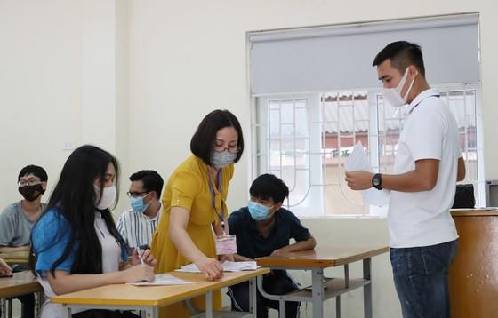 Hà Nội: 71 thí sinh sẽ thi tốt nghiệp THPT đợt sau ảnh 2