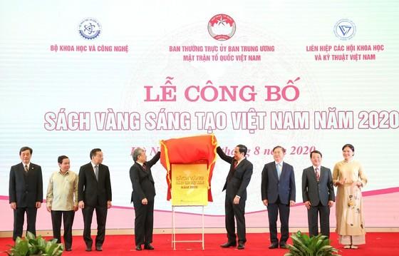 Công bố 75 công trình được vinh danh Sách vàng Sáng tạo Việt Nam năm 2020 ảnh 3