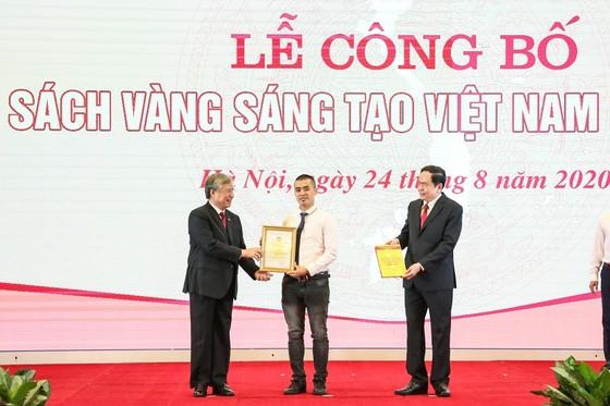 Công bố 75 công trình được vinh danh Sách vàng Sáng tạo Việt Nam năm 2020 ảnh 1