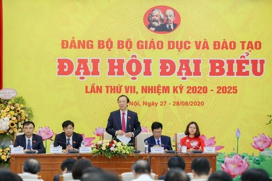 Thứ trưởng Phạm Ngọc Thưởng làm Bí thư Đảng ủy Bộ GD-ĐT ảnh 1