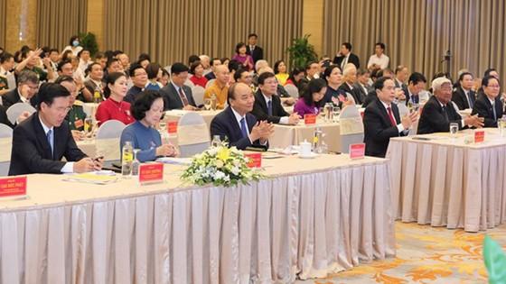 Đại hội thi đua yêu nước MTTQ Việt Nam giai đoạn 2015-2020: Biểu dương 180 điển hình tiên tiến ảnh 1