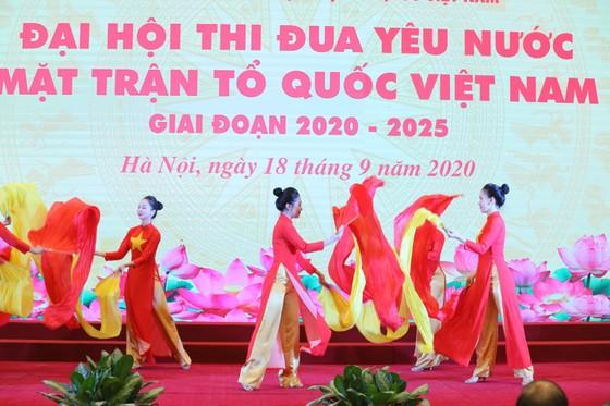 Đại hội thi đua yêu nước MTTQ Việt Nam giai đoạn 2015-2020: Biểu dương 180 điển hình tiên tiến ảnh 4