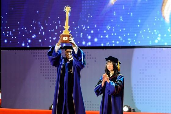 Trường Đại học VinUni khai giảng năm học đầu tiên với 260 sinh viên Việt Nam ảnh 2