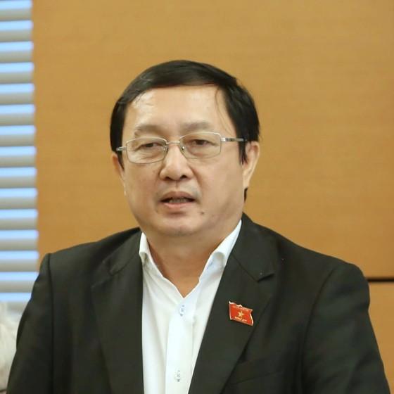 Thủ tướng đề nghị Quốc hội phê chuẩn 3 thành viên Chính phủ  ảnh 3