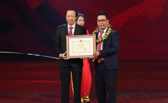 Trao Giải báo chí toàn quốc 'Vì sự nghiệp Giáo dục Việt Nam' 2020 ảnh 2