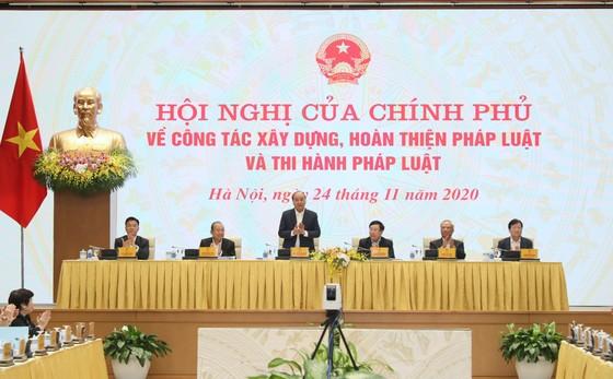 Thủ tướng: Phải chống cho được lợi ích nhóm trong xây dựng pháp luật ảnh 1