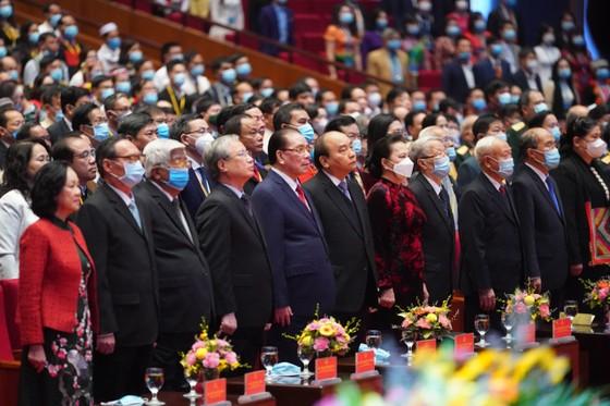 Khai mạc Đại hội đại biểu các dân tộc thiểu số toàn quốc lần thứ II ảnh 2
