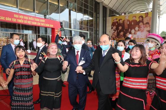 Khai mạc Đại hội đại biểu các dân tộc thiểu số toàn quốc lần thứ II ảnh 4