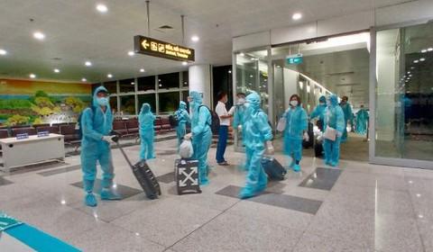 Hạn chế tối đa các chuyến bay đưa người nhập cảnh vào Việt Nam từ nay đến Tết   ảnh 1