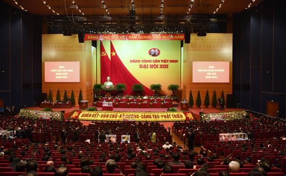 Ngày 31-1, bầu Bộ Chính trị, Tổng Bí thư, Ban Bí thư     ảnh 1