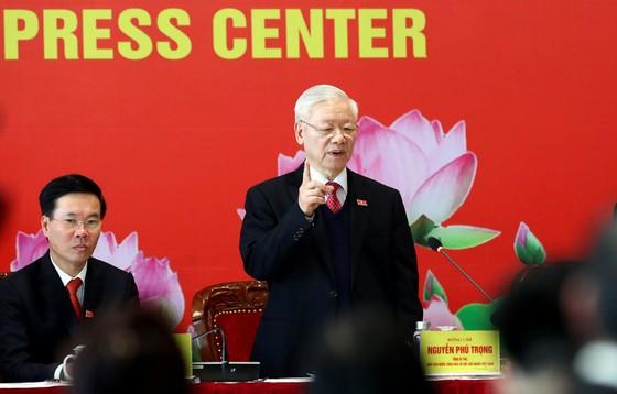 Tổng Bí thư, Chủ tịch nước Nguyễn Phú Trọng: Phòng chống tham nhũng là công cuộc trường kỳ, nhiều gian nan và phải tiếp tục đấu tranh ảnh 3