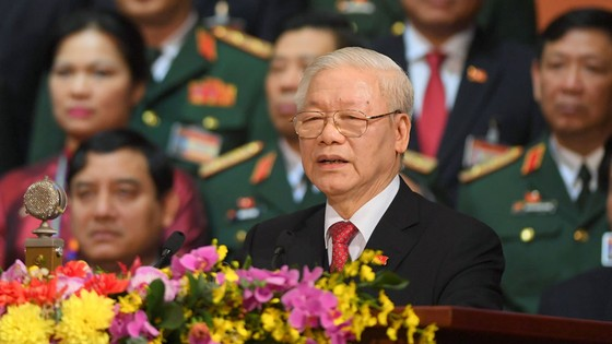Tổng Bí thư, Chủ tịch nước Nguyễn Phú Trọng: Trọng trách hết sức lớn lao và vinh dự vô cùng to lớn ảnh 1