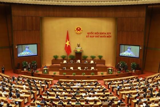 Ủy ban Pháp luật đánh giá cao những thành tựu Chính phủ đạt được trong nhiệm kỳ qua  ảnh 1