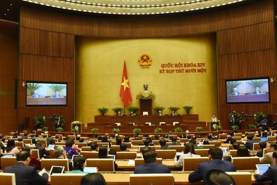 Ủy ban Pháp luật đánh giá cao những thành tựu Chính phủ đạt được trong nhiệm kỳ qua  ảnh 2