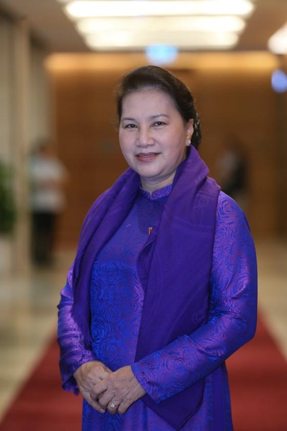 Quốc hội hoàn tất việc miễn nhiệm Chủ tịch Quốc hội Nguyễn Thị Kim Ngân ảnh 3
