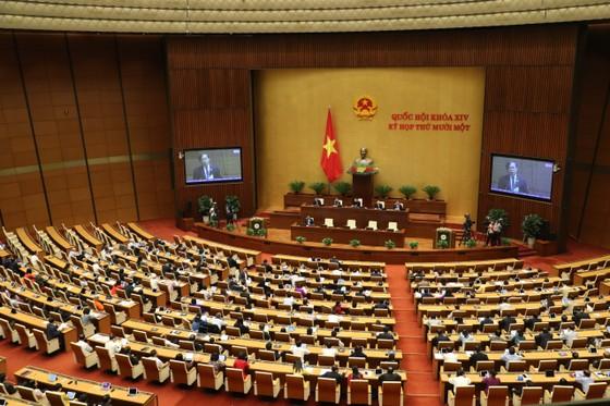 Quốc hội hoàn tất việc miễn nhiệm Chủ tịch Quốc hội Nguyễn Thị Kim Ngân ảnh 1