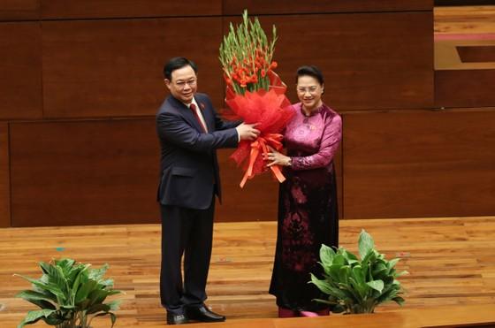Tân Chủ tịch Quốc hội Vương Đình Huệ tuyên thệ nhậm chức ảnh 4
