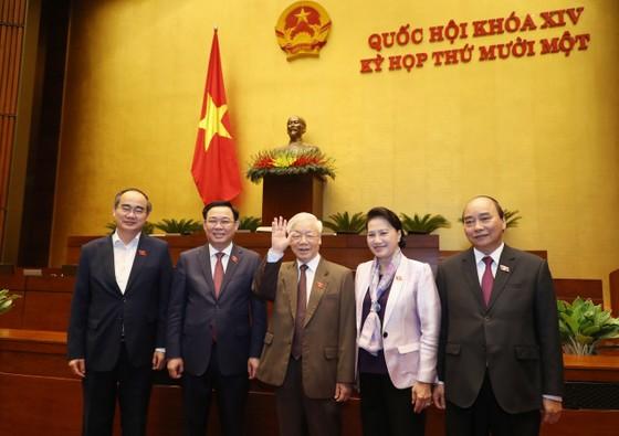Đồng chí Nguyễn Xuân Phúc được đề cử làm Chủ tịch nước ảnh 3