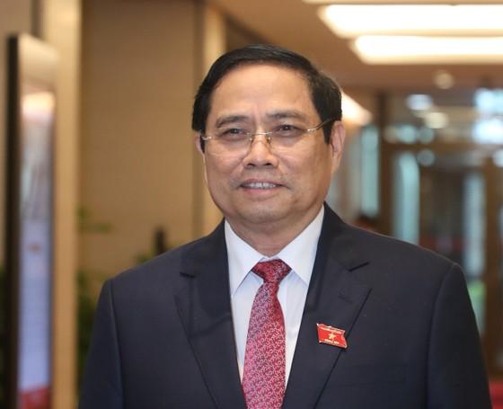 Đề cử đồng chí Phạm Minh Chính để Quốc hội bầu Thủ tướng Chính phủ ảnh 1