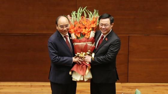 Tân Chủ tịch nước Nguyễn Xuân Phúc tuyên thệ ảnh 5
