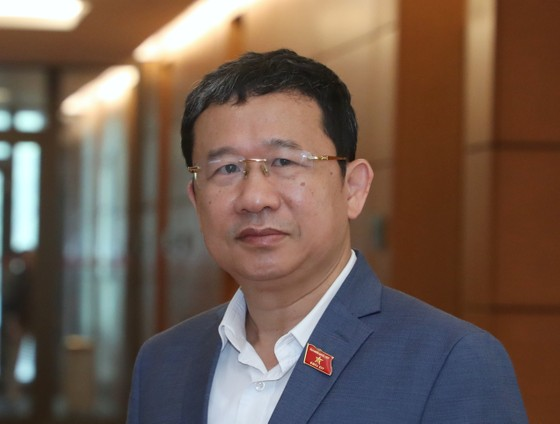 Đồng chí Trần Sỹ Thanh được giới thiệu để bầu làm Tổng Kiểm toán Nhà nước ảnh 5
