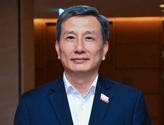 Đồng chí Trần Sỹ Thanh được giới thiệu để bầu làm Tổng Kiểm toán Nhà nước ảnh 4