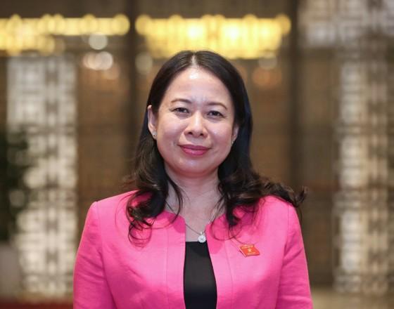 Đồng chí Võ Thị Ánh Xuân làm Phó Chủ tịch nước ảnh 2