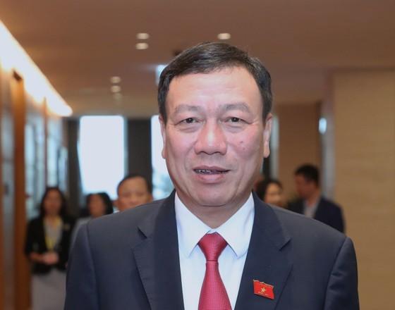 Trình Quốc hội phê chuẩn bổ nhiệm 2 Phó Thủ tướng  và 12 bộ trưởng, trưởng ngành ảnh 5