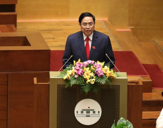 Thủ tướng Phạm Minh Chính giữ chức vụ Phó Chủ tịch Hội đồng Quốc phòng và an ninh   ảnh 1