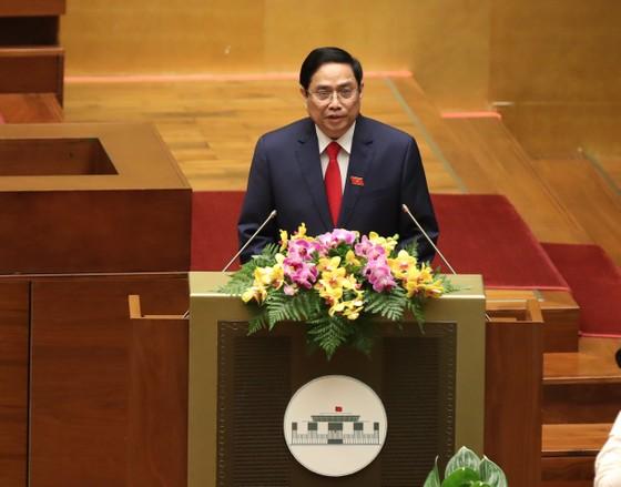 Thủ tướng Phạm Minh Chính gửi thư chúc mừng Tết cổ truyền Chôl Chnăm Thmây ảnh 1